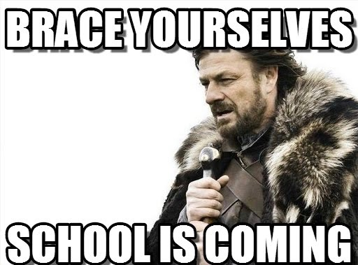 Brace Yourselves Teens, School is Here…