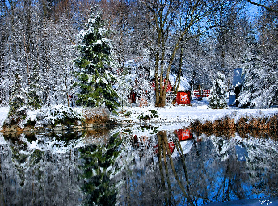 Reflections at the Holidays