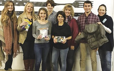 NOOK finds a niche in helping FSSD students with basic clothing needs