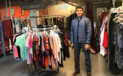 Foundation to help homeless youth will host winter clothing drive beginning Dec. 1
