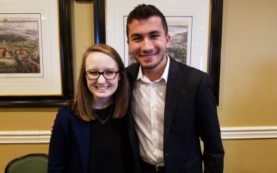 Young nonprofit leaders say poverty hard to see among wealth