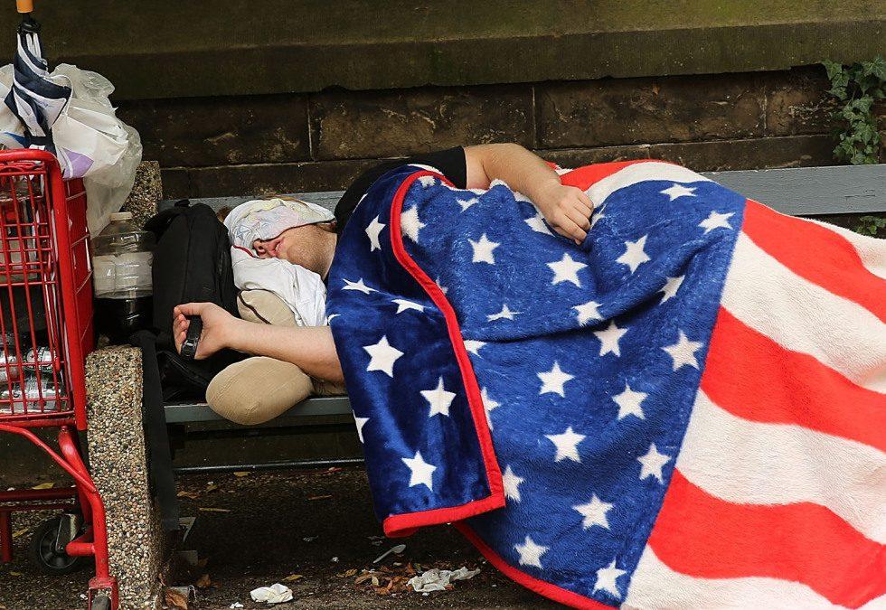 The Forgotten America