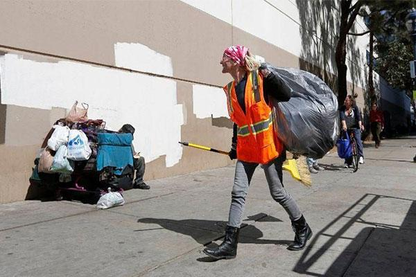 Homeless Need Hope and Employment